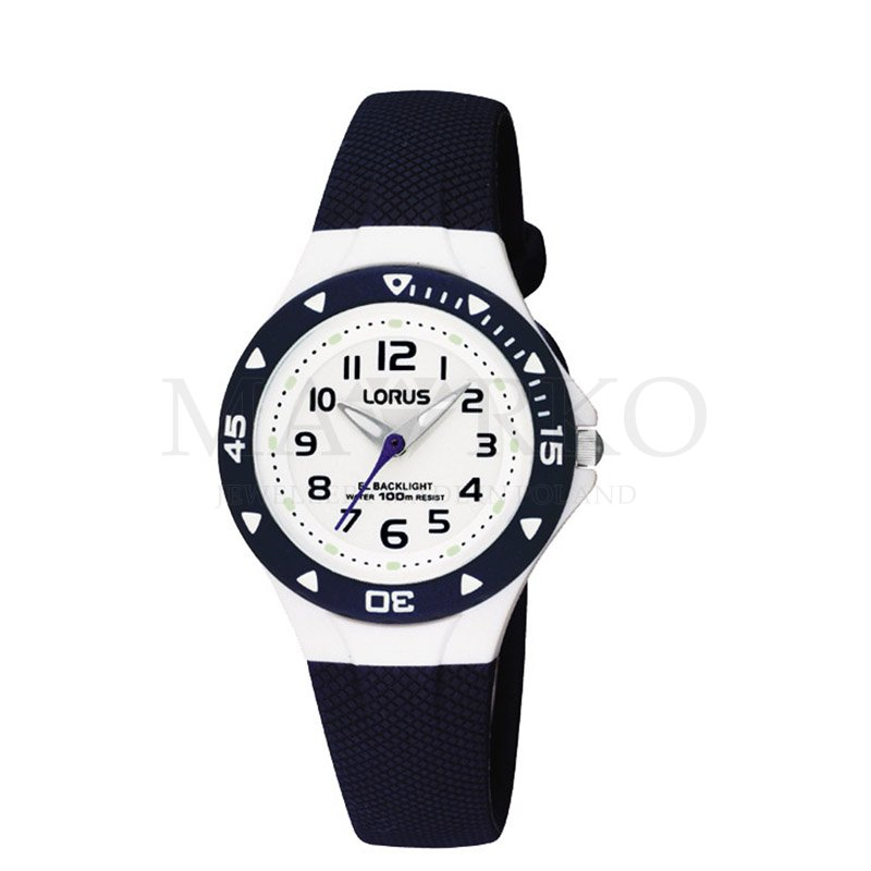 zegarek dziecięcy na pasku